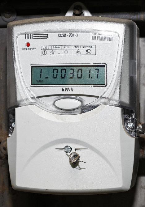 схема ел устройства экономии электричества - Интересные полезности.