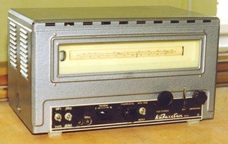 """""""Казахстан """" - ламповый, трансляционный радиоприемник.  Год выпуска: 1962.  Предназначен для установки на радиоузлах и..."""