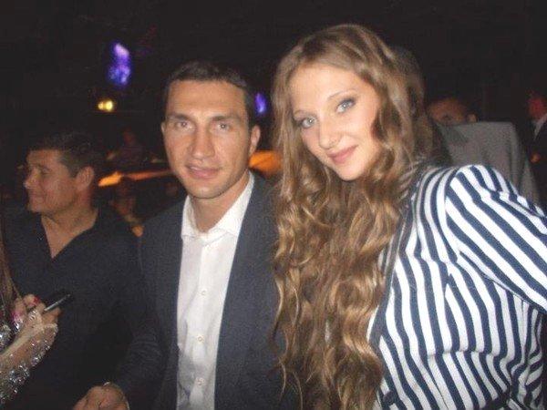 Владимир Кличко и его девушки