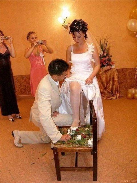 Невеста трахается перед свадьбой со свидетелем фото 194-777