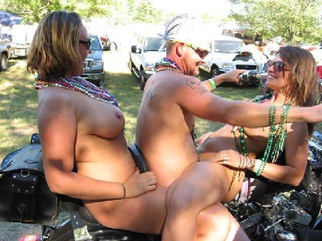 Sturgis rally nudity pics