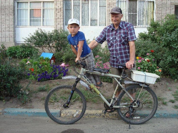 Подножка для ребенка на велосипед своими руками