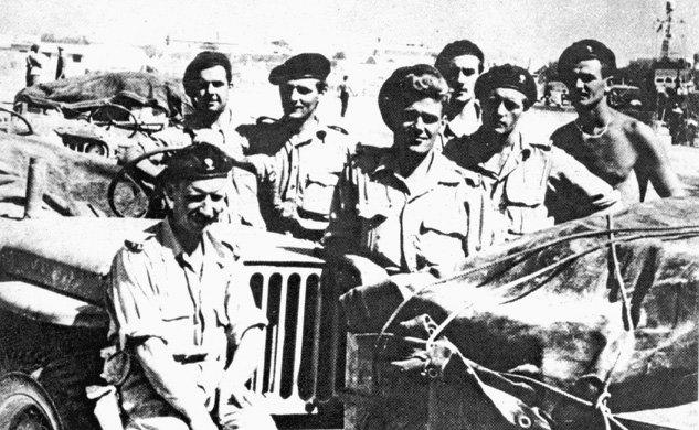 И бойцы русской армии в ливии 1942 год