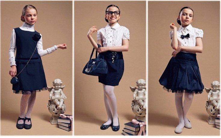 Школьная форма для девочек - Lanta Biz