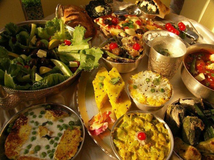 разных вегетарианский обед картинки относительно других направлений