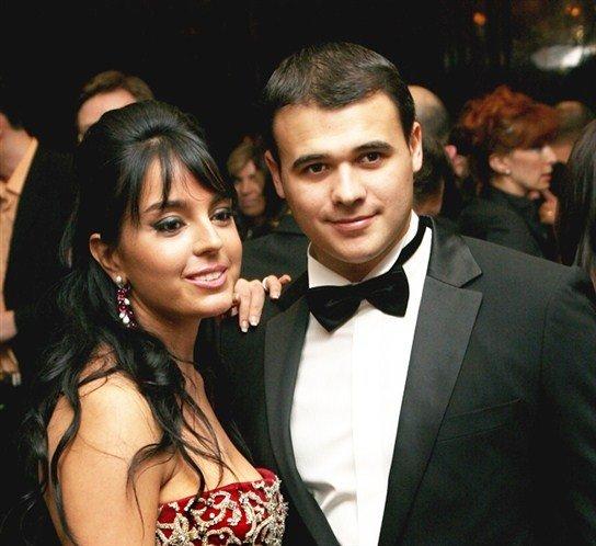 фото жены президента азербайджана