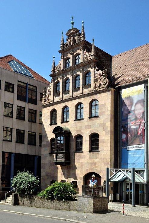 погода в нюрнберге на 5 дней особой популярностью пользовалось