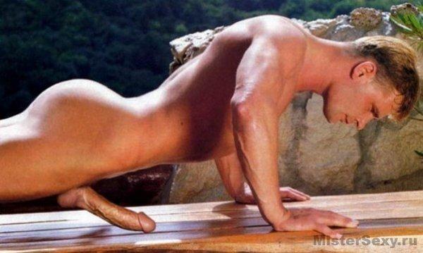 Фото красивых голых мужчин