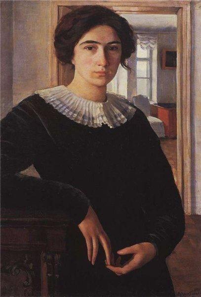 Зинаида серебрякова е к лансере 1911г