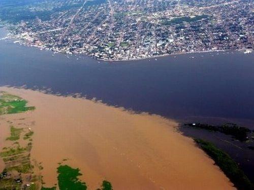 Рио негро река рыпки