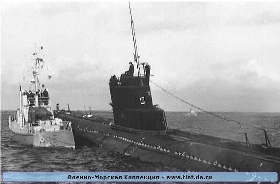 палдиски 157 бригада подводных лодок