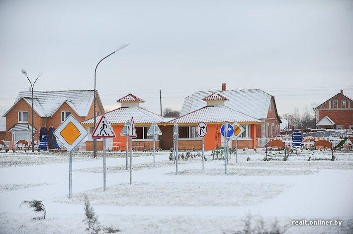самая большая деревня в беларусии Медицинская