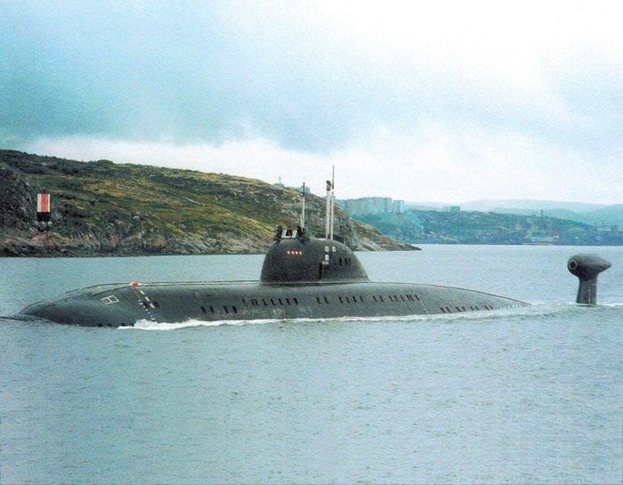 подводные лодки 671ртм щука