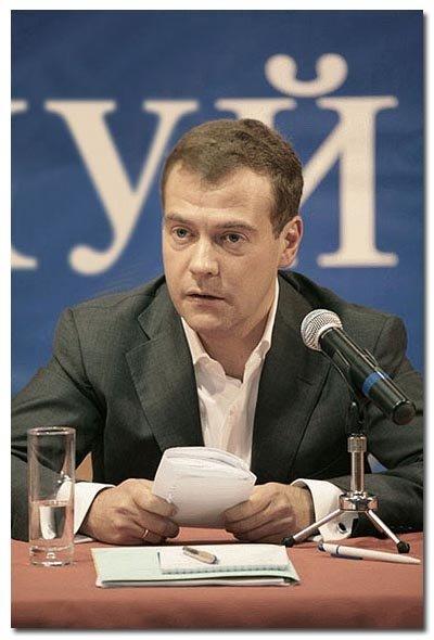 """""""Он вам не Димон. Он председатель правительства"""", - пресс-секретарь Медведева - Цензор.НЕТ 3882"""