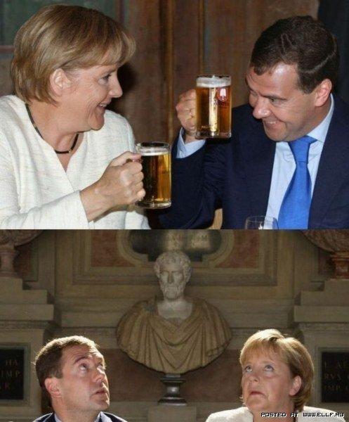 Коммунисты изобразили Меркель в нацистской форме - Цензор.НЕТ 3478