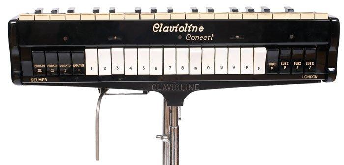 Дебют Клавиолина в поп-музыке