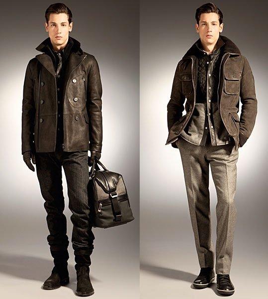 Модные мужские куртки 2013: фото из коллекций Fchannel.ru