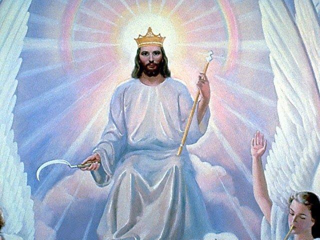 бог указывает картинки образом, если