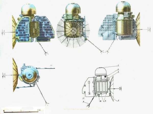 """...программа исследования Венеры, в рамках которой было запущено 16 зондов  """"Венера """", два зонда  """"Вега """" и один  """"Зонд-1 """"."""