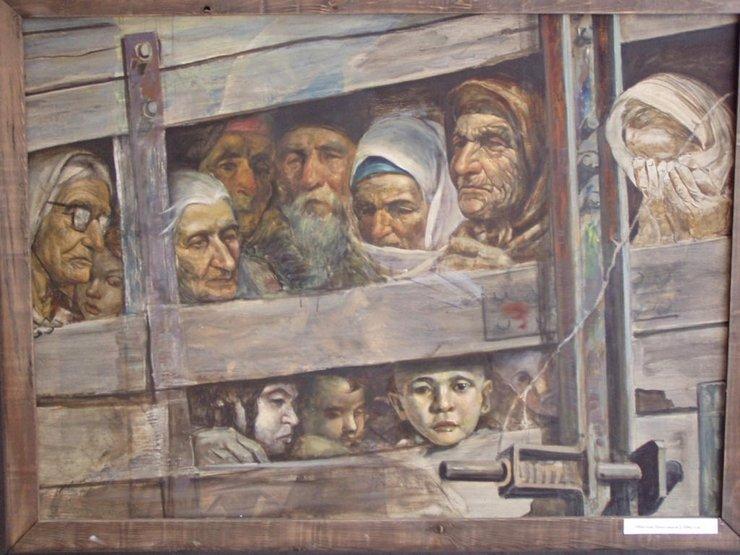 В память о депортации крымских татар пройдет митинг-реквием, а на Чонгаре - акт связи Украины с Крымом - Цензор.НЕТ 5352