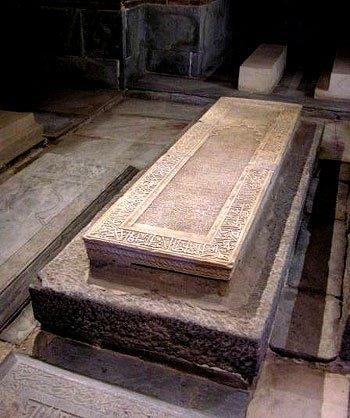 Надгробная плита тамерлана крест на могилу из мрамора