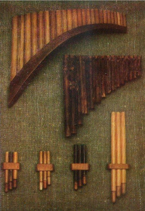 Духовые инструменты своими руками