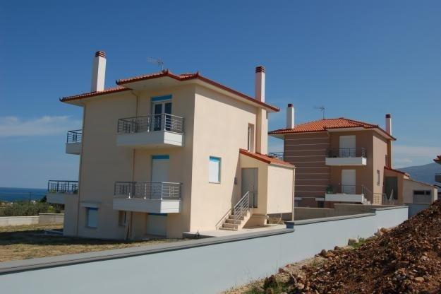 Как купить дом на берегу моря в греции