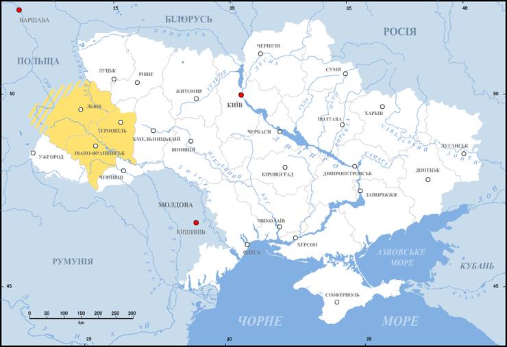 Депортация украинцев из Польши