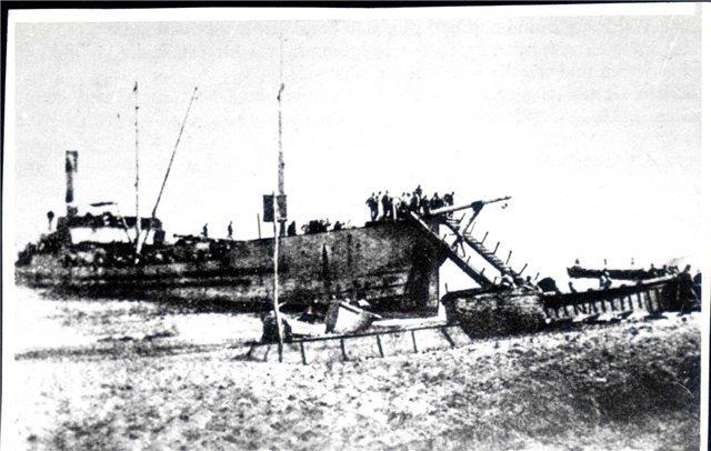 Черноморская шаланда своими руками 94