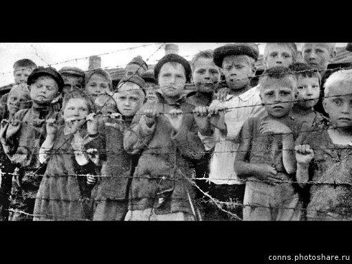 Опыты дети концлагерь 77