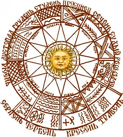 22 марта новый год по славянскому календарю