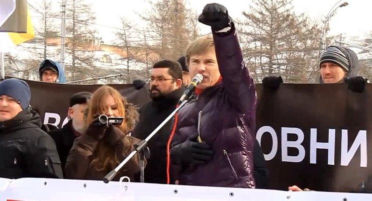 Бондарик попробует судиться с еврейским антифашистским депутатом Борисом Вишневским