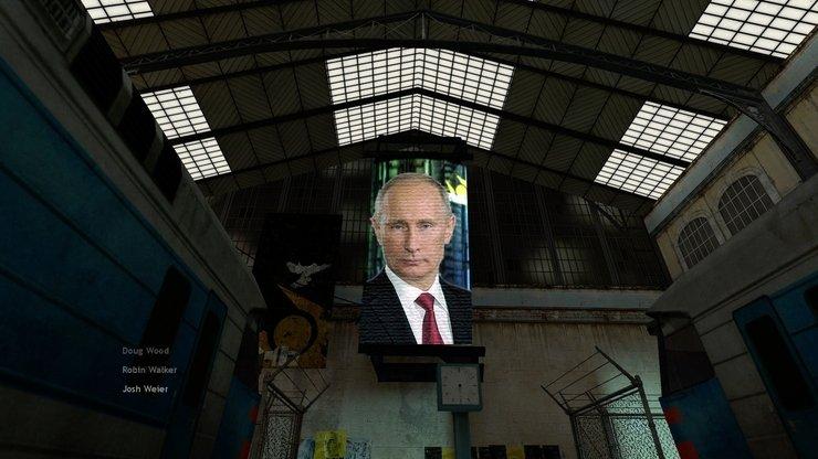 Гром победы раздавайся, или Путин едет на медведе