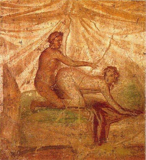 Тайны секса древних