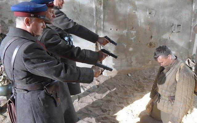 Боевики в Донецке уничтожили мемориальную доску жертвам репрессий НКВД - Цензор.НЕТ 5415
