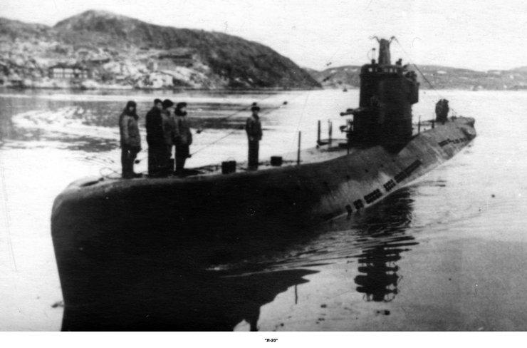 истории спасения подводных лодок