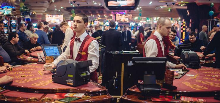 Как Выигрывать В Онлайн Casino В Слотах