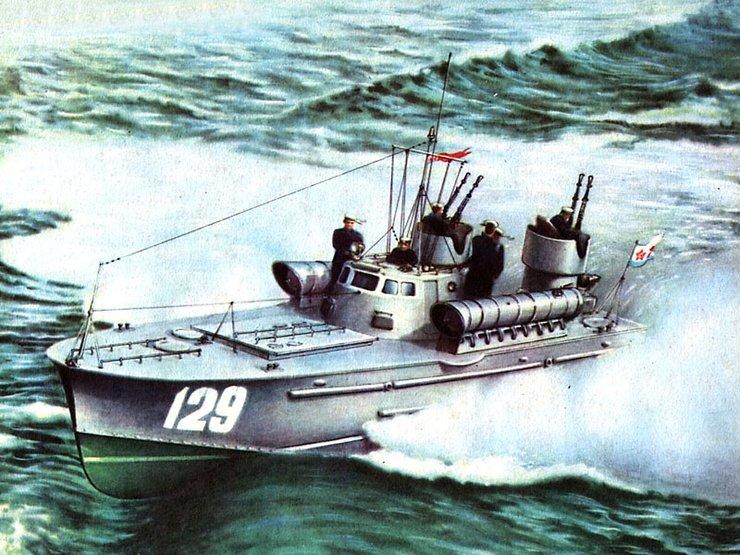 лодка торпедировала
