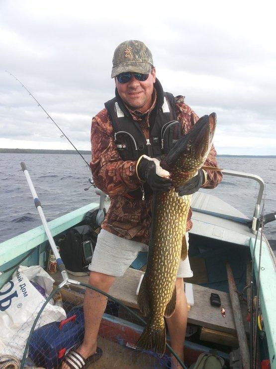 рыбалка на онежском озере в 2015 году