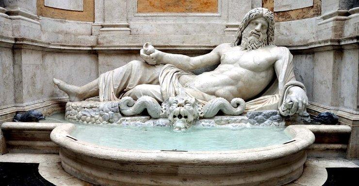 Смотреть секс в статуях