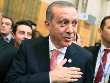Эрдоган послал Трампа