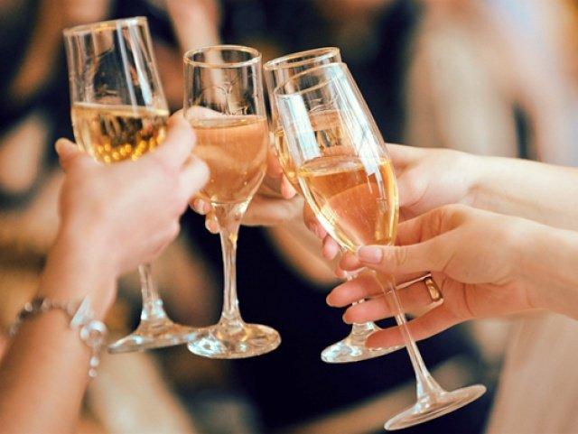 Открытки за дружбу с вином 16