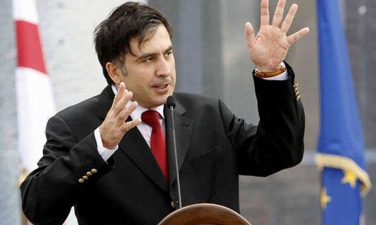 Коллективный донос, написанный столпами украинской коррупции, - Саакашвили о письме одесских нардепов в ГПУ с требованием отставки Сакварелидзе