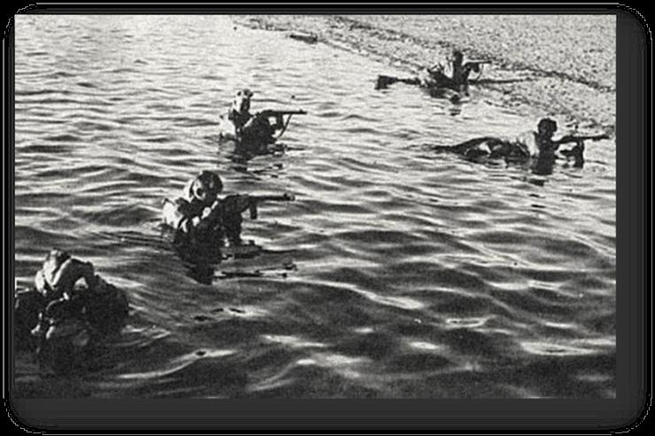 вьетнам диверсанты как заправить лодку