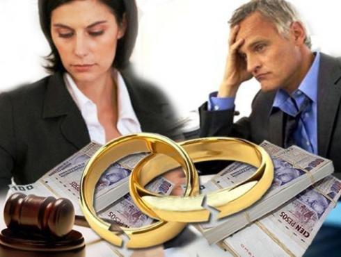 Боюсь, расторжение брака с иностранцем и его последствия попытались открыть
