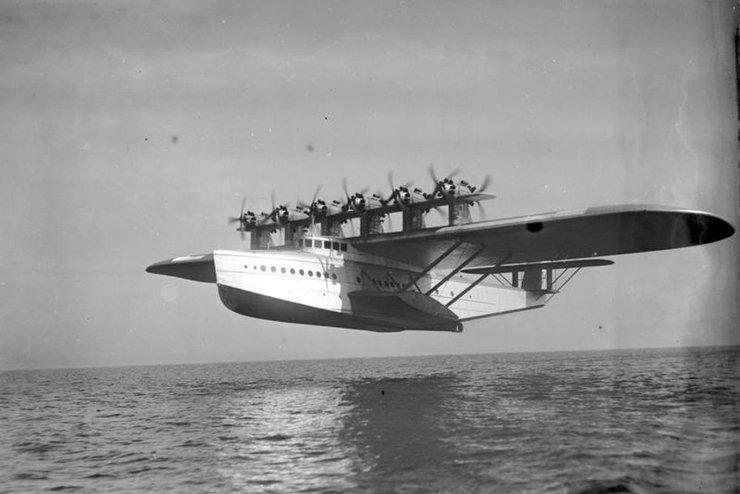 реактивная летающая лодка сша