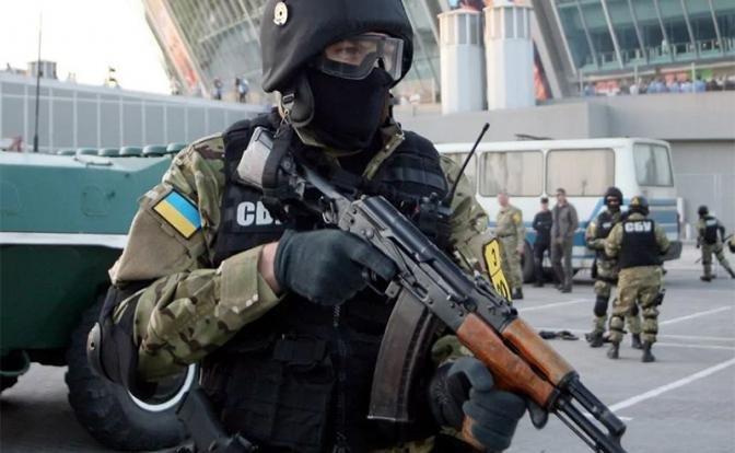 СБ Украины и ЦРУ США