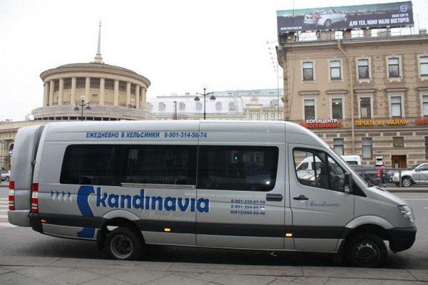 скандинавия маршрутки спб хельсинки стихии