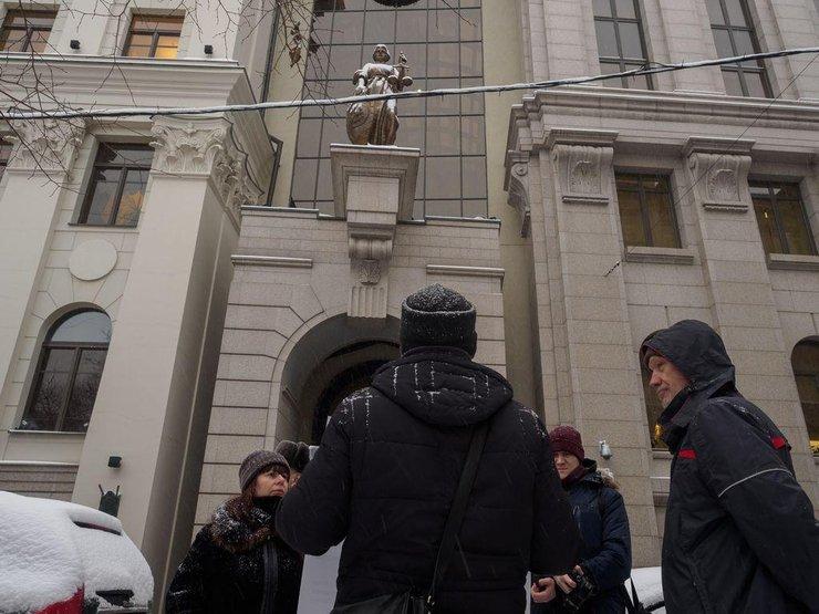 октябре судья давыдов верховный суд через все точки