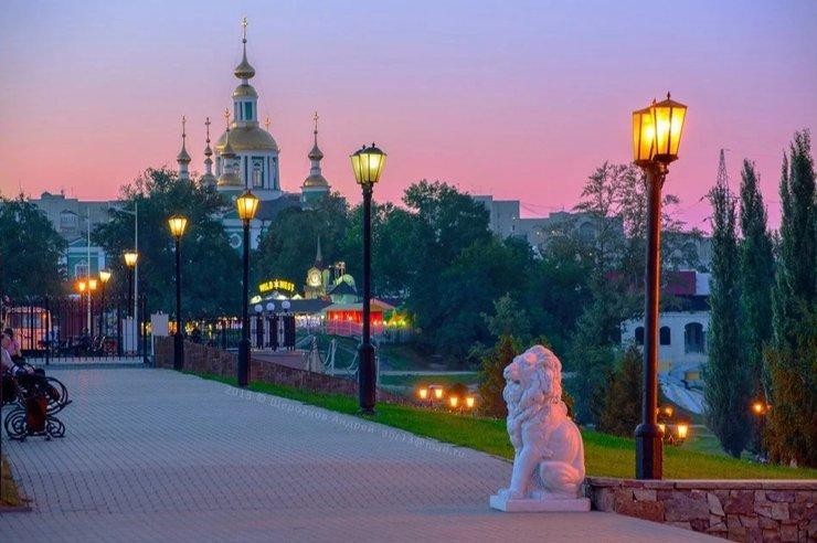 Экскурсия в Тамбов 2019 на праздник картошки